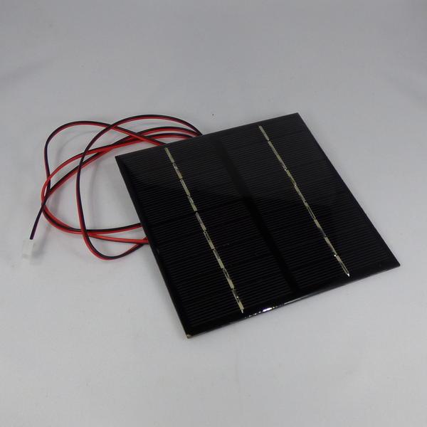 Panneau solaire déporté