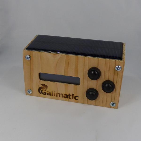 boitier galimatic classique