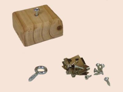 portier automatique pour trappe de poulailler Galimatic kit pour portillon et pont levis