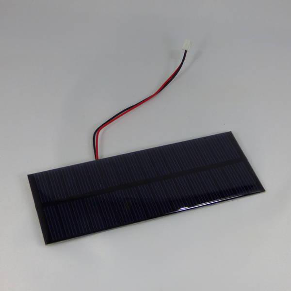 Panneau solaire pour  boîtier